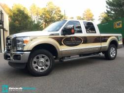 Port orange vehicle graphics and wraps shop