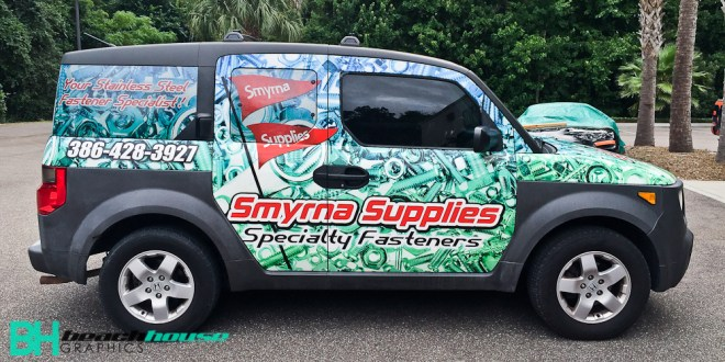 Vehicle Wrap Car Graphics Truck Vinyl