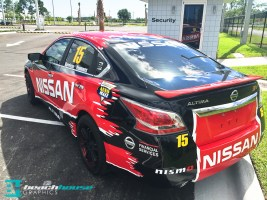 Wrap, Graphics, Decals, Nissan