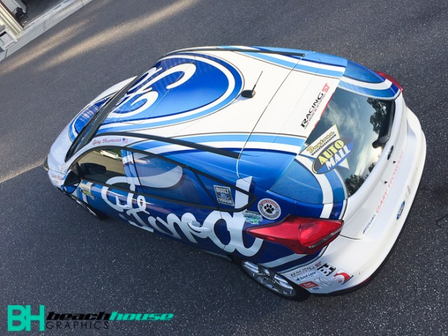 Daytona Auto Mall >> See Through Glass Sticker | Custom Vehicle Wraps