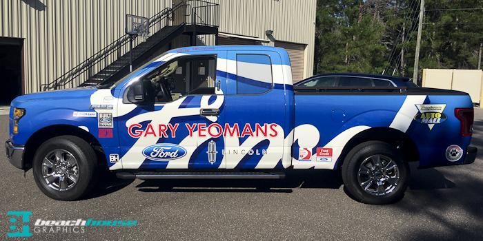 Truck_Advertising_Custom_Wrap_Graphics_Logo_Daytona_Beach