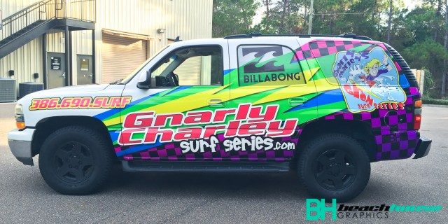 Ormond Beach Vehicle Wraps and Signs