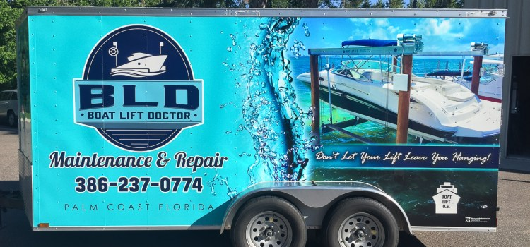 Full Logo and Wrap Design