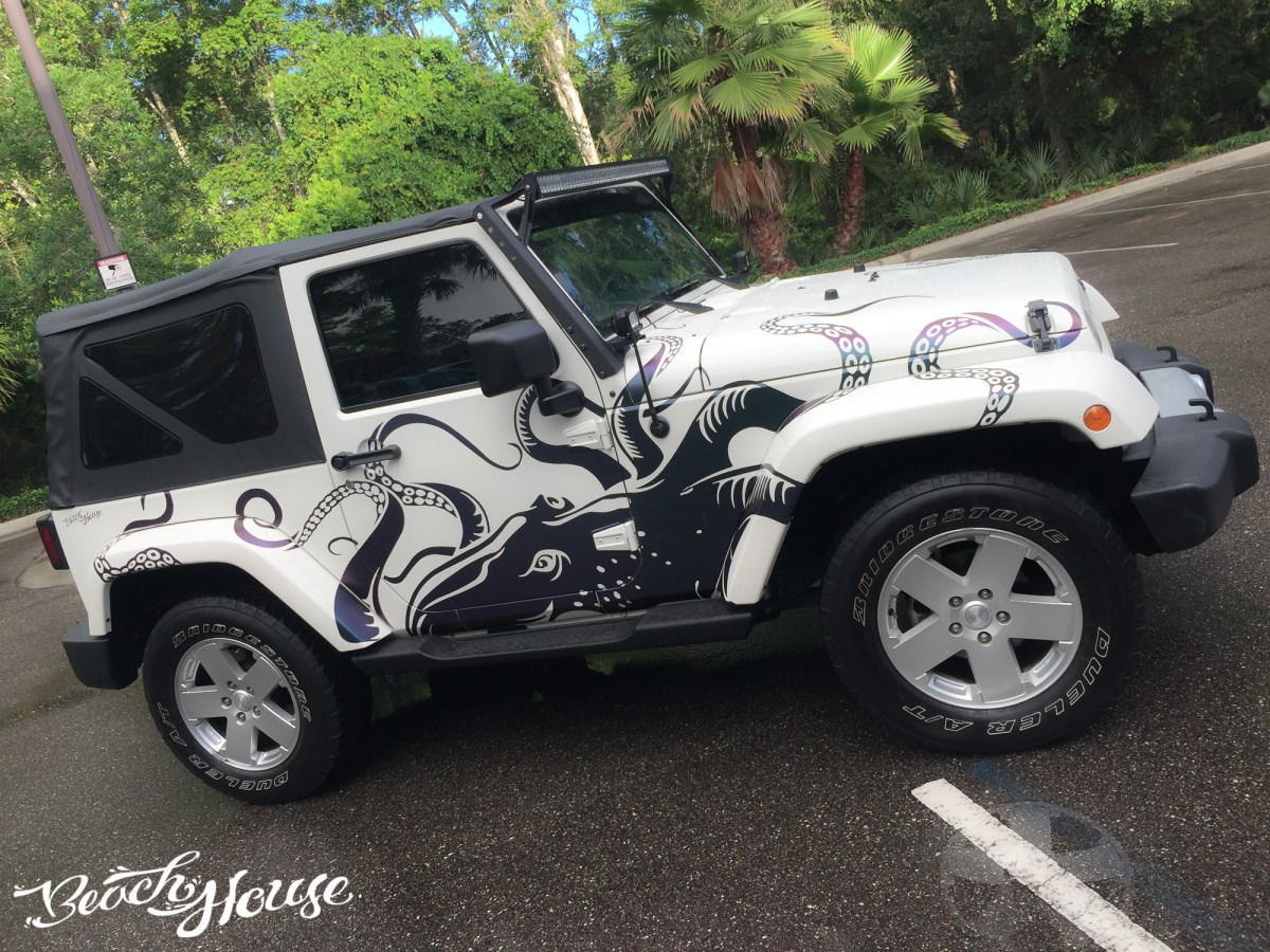Color_Change_Vinyl_Octopus_Jeep_Graphics_Decal_Daytona