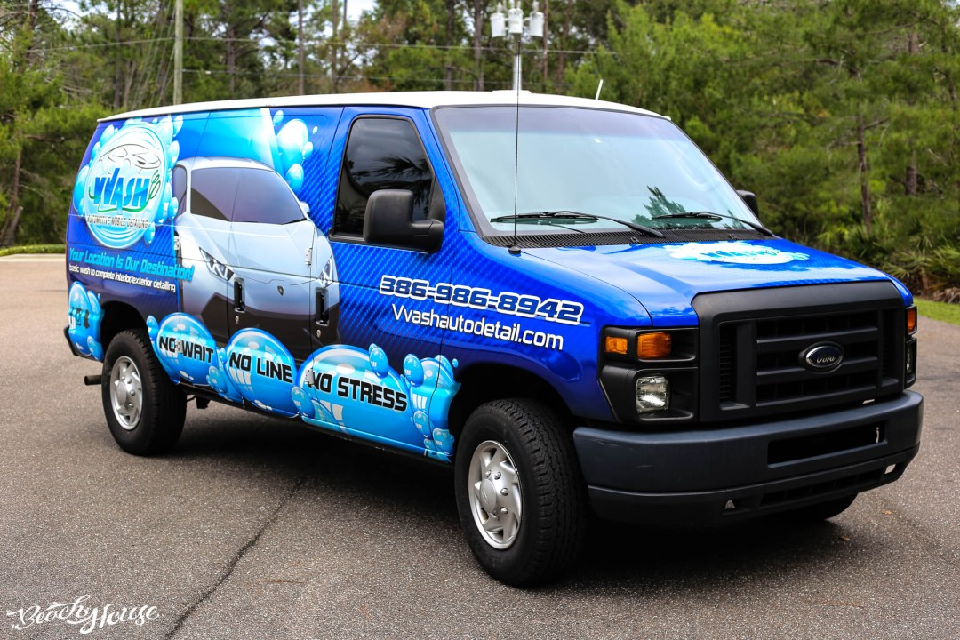 Custom Graphics, Wraps and More