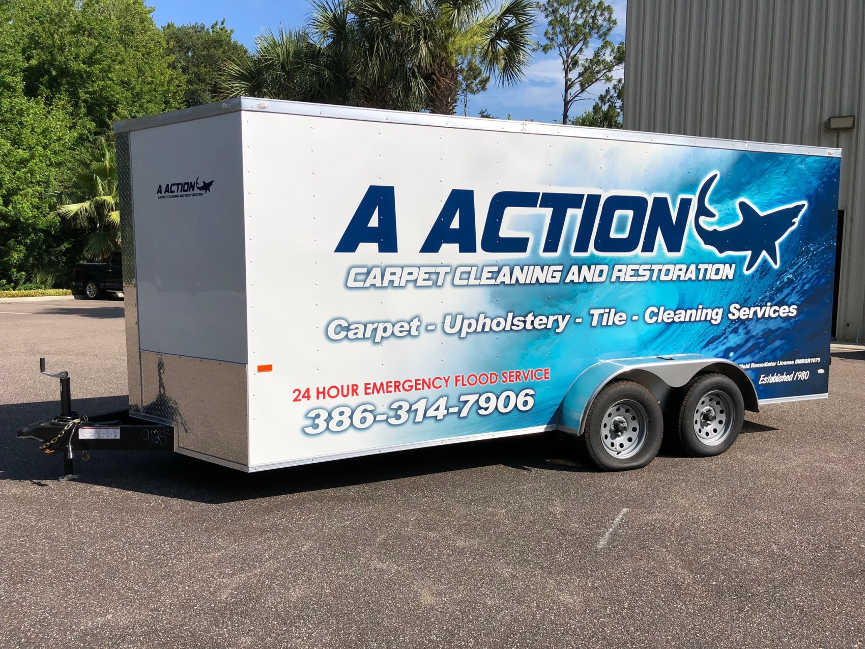 Customer Decals, Graphics, Wraps, Trailer, and Vehicles