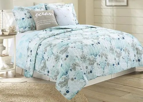 best coastal bedding ideas beach