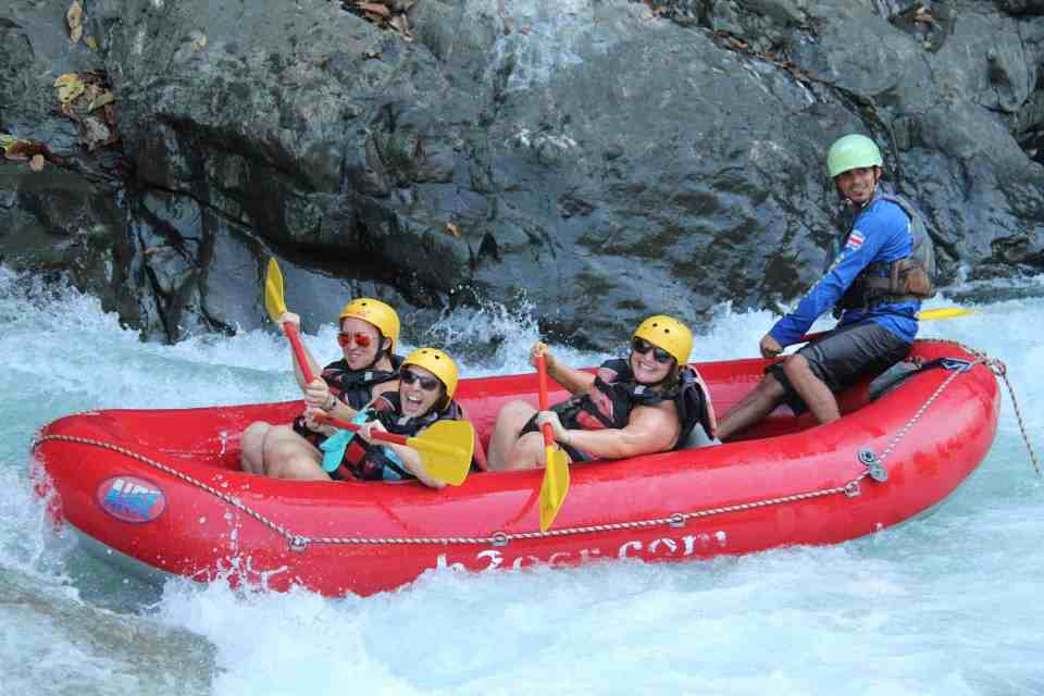 White Water Rafting Naranjo River Costa Rica Manuel Antonio, Costa Rica - Travel Guide, Itinerary, Excursion Ideas - Costa Rica Love!
