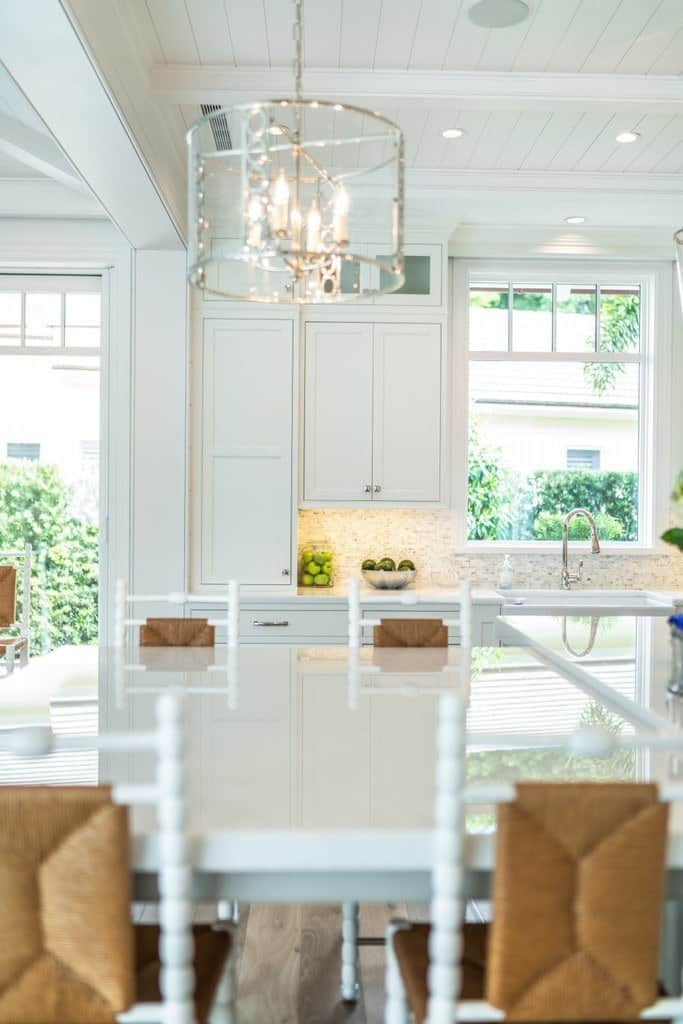 Coastal Decor Ideas - House Tour - White Elegance - Loxahatchee Club in Florida