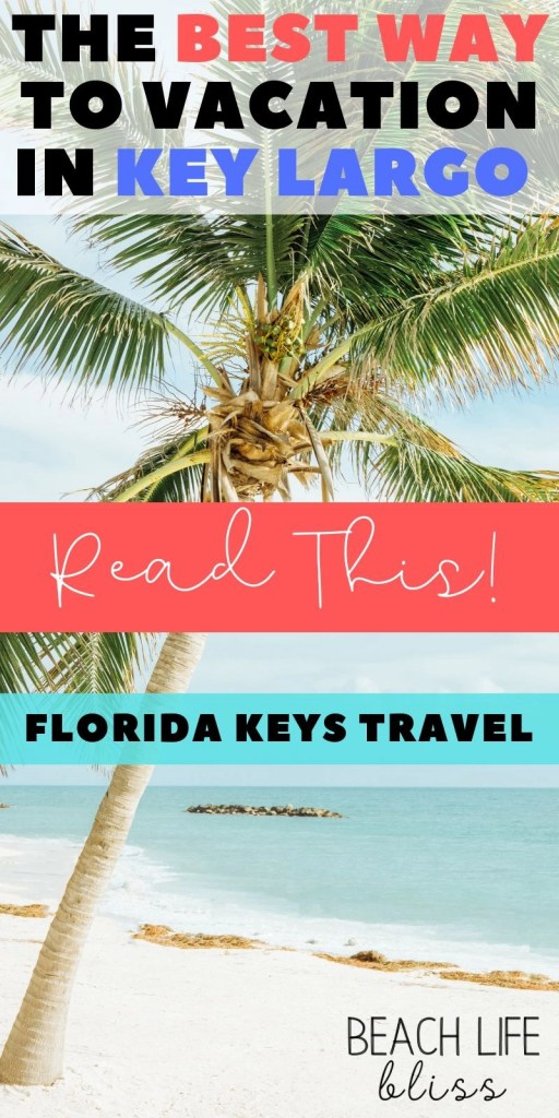 Relaxing Things To Do In Key Largo Florida