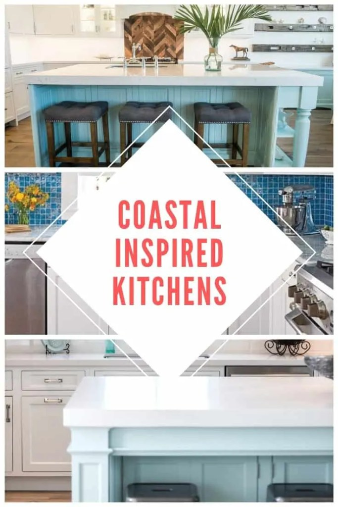 Beach House Kitchen Ideas - Beach House Coastal Kitchens