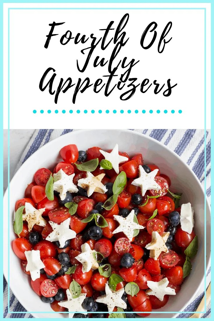 4th of july appetizers