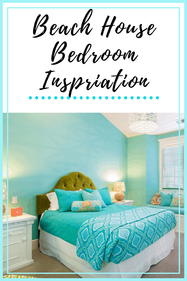 Beach House Bedroom Inspiration Ideas