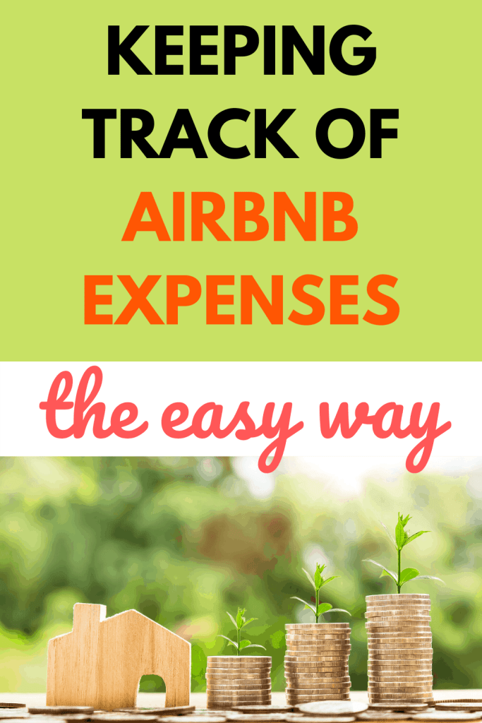 Keeping Track Of AirBnb Expenses The Easy Way