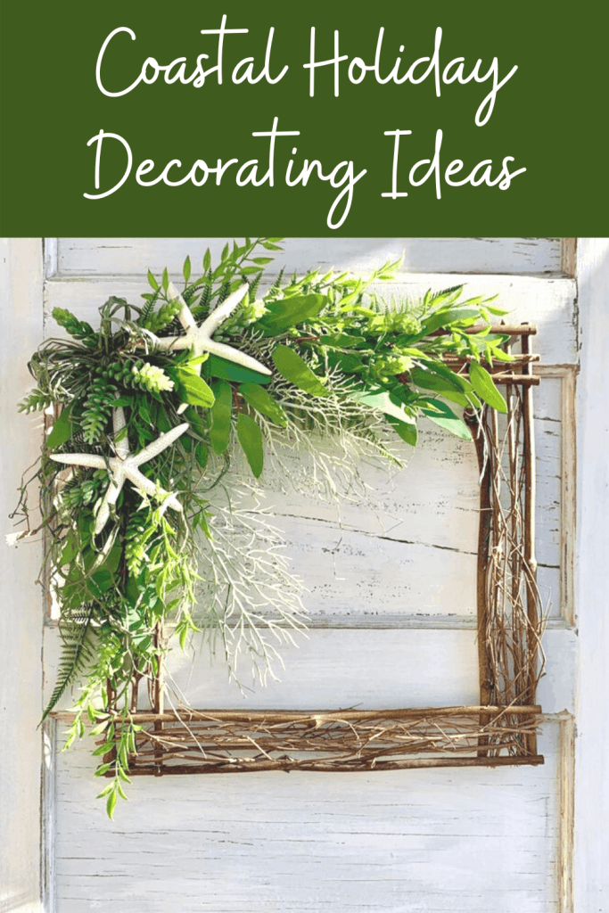 Coastal Holiday Decorating Ideas For Thanksgiving