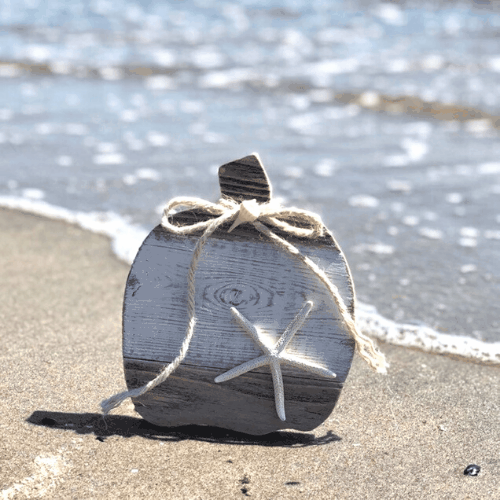 Coastal Thanksgiving Decor Ideas