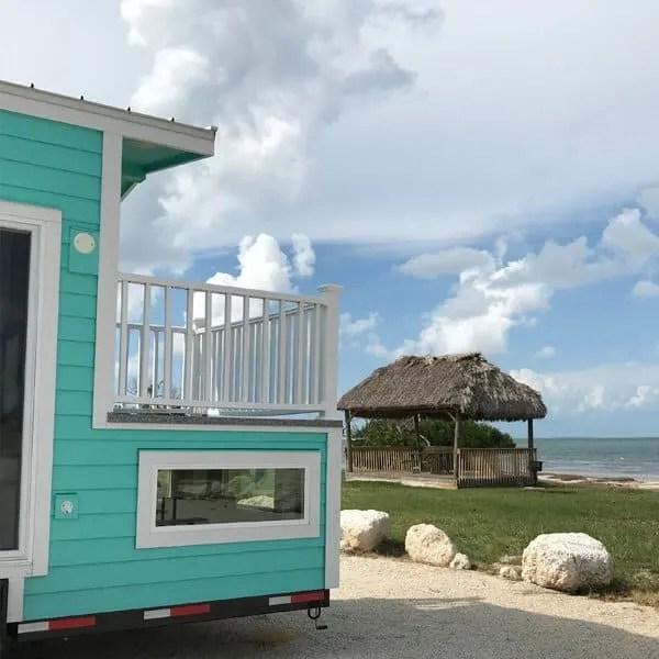 Ocean Green Tiny House in Florida