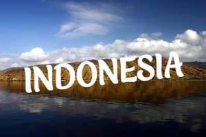 Indonesia's coast at Flores