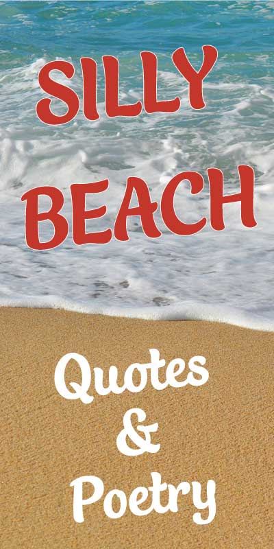 Silly Beach Quotes and Poetry link. By http://beachmeter.com.linux128.unoeuro-server.com.