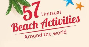 Unusual and Unique Beach Activities