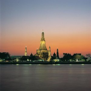 Wat Arun - Temple of Dawn - Bangkok