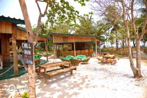 Chill Inn at M'Pay Bay Village, Koh Rong Samloem in Cambodia. © Beachmeter.com