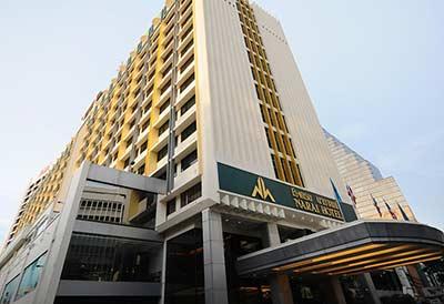 Narai Hotel in Silom, Bangkok