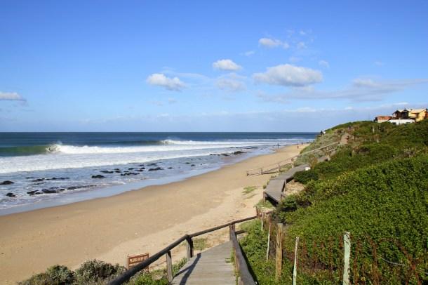 Beach Music, Beachfront Guesthouse, Jeffreys Bay, South Africa, board walk