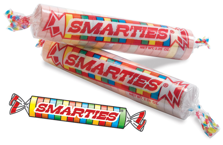 Candy-Colored Stripes | BEACH Smarties Flavors