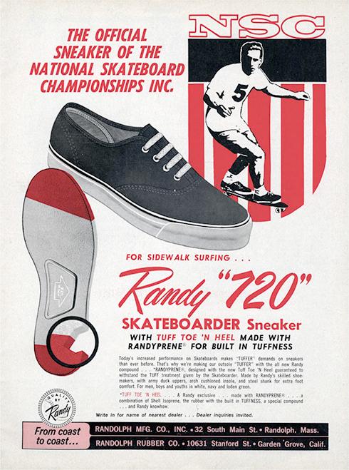 Randy-720SkateboarderSneakerAd