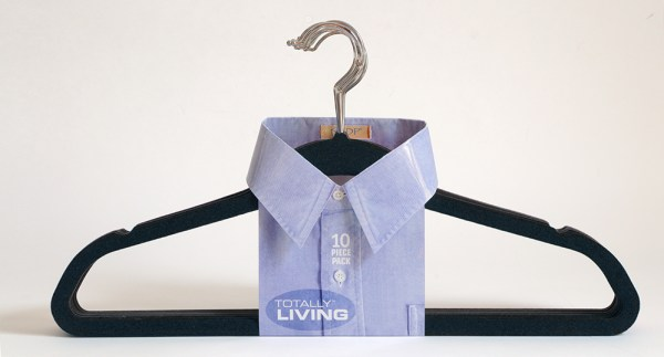 Stuctural Packaging Design for hangers