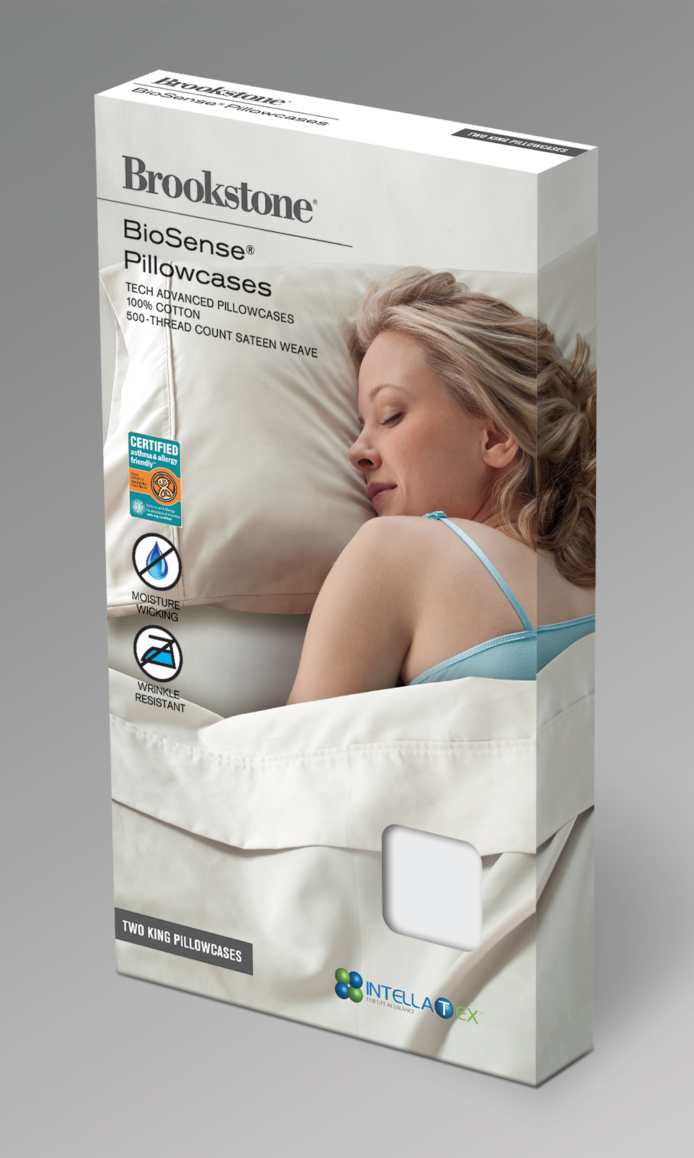 Sheets Packaging Design Brookstone Beach
