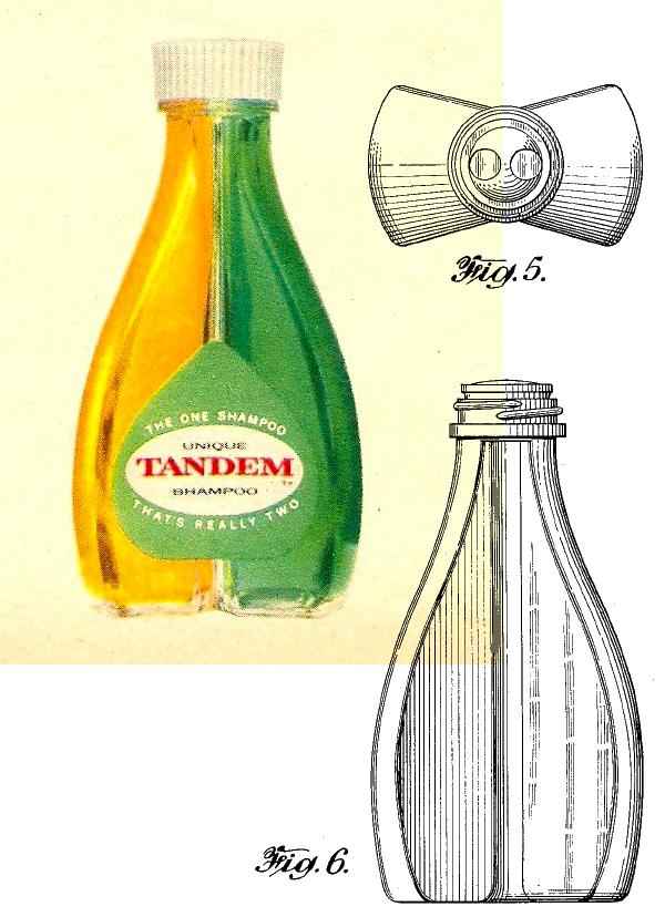 Tandem Shampoo bottle