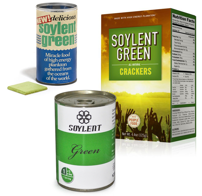 soylent green essays