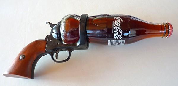 Darren-Lago-Coca-Cola-and-Guns