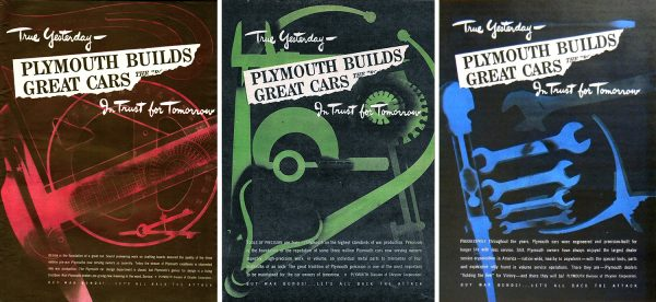 Sol-Mednick-Plymouth-photogram-ads