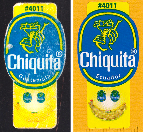 when products smile - BEACH  Chiquita