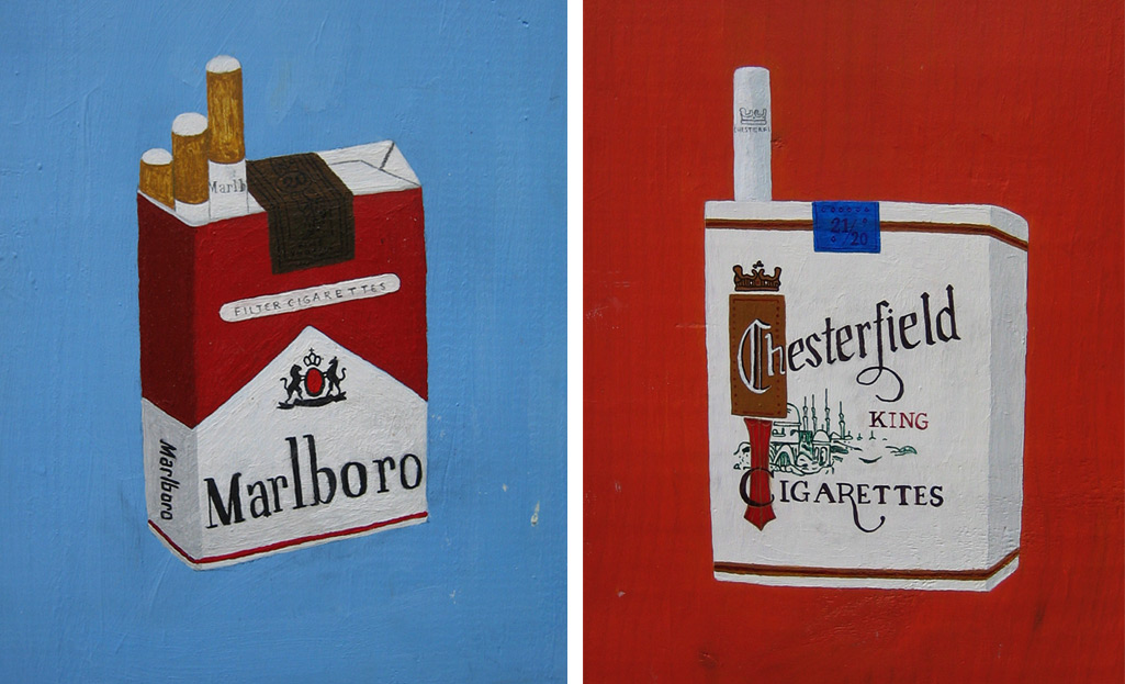 Can you buy cigarettes Marlboro in UK