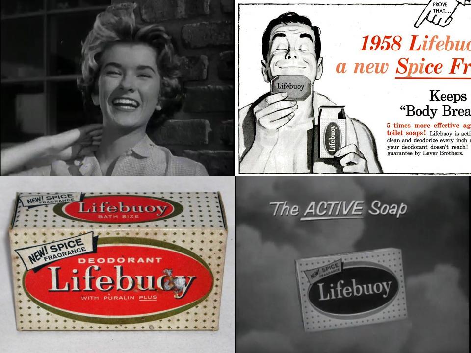 Martha Stewart Lifebuoy Soap