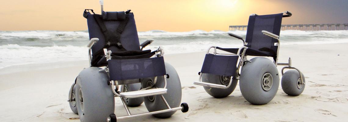 Beach Wheelchair Rental Panama City Beach Destin 30A FL