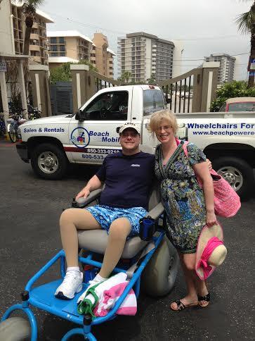 wheelchair hire bali high back beach chairs powered mobility home rental 800 533 1168