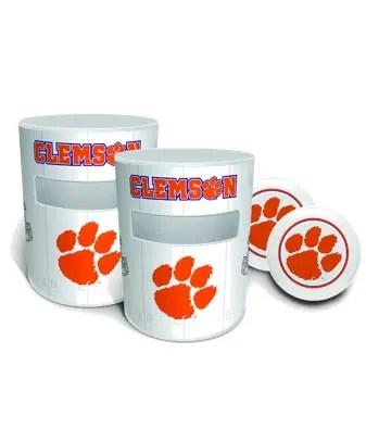 clemson tigers custom kanjam game