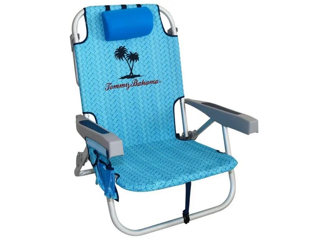Tommy Bahama Backpack Beach Chair  sc 1 st  BeachRated & The 7 Best Beach Chairs For 2017 - Sink In u0026 Relax Hard | BeachRated islam-shia.org