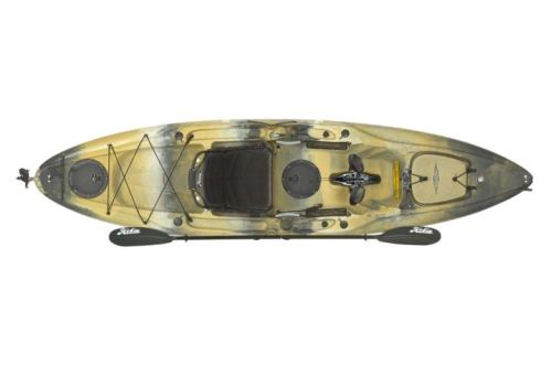 2017 hobie outback fishing kayak review