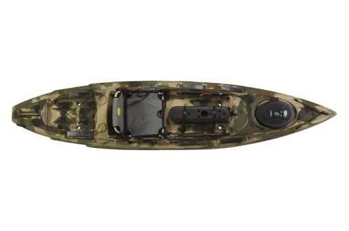 ocean kayak big game prowler II fishing kayak review
