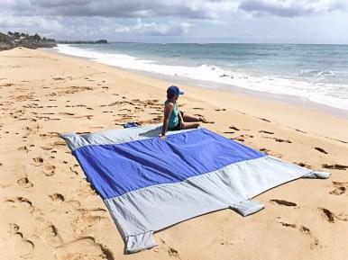 sandescape beach blanket