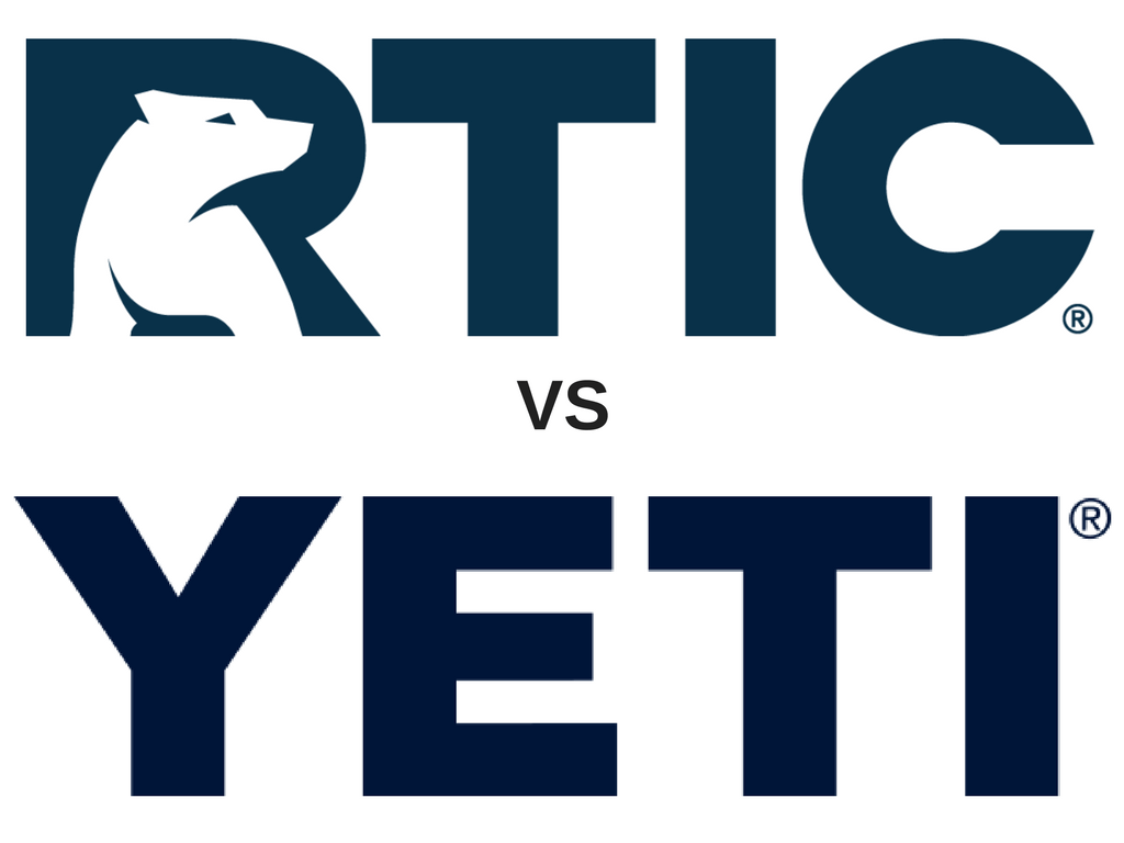 RTIC vs YETI **Updated August 2017**