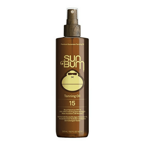 Sun Bum Tanning Oil with SPF 15