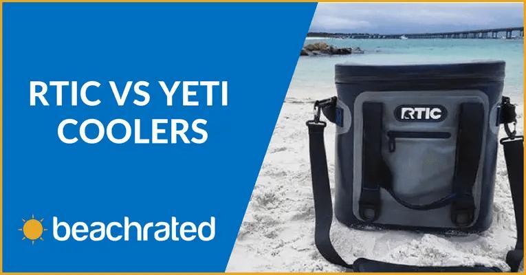 RTIC vs YETI Coolers [The Quick & Easy Comparison]
