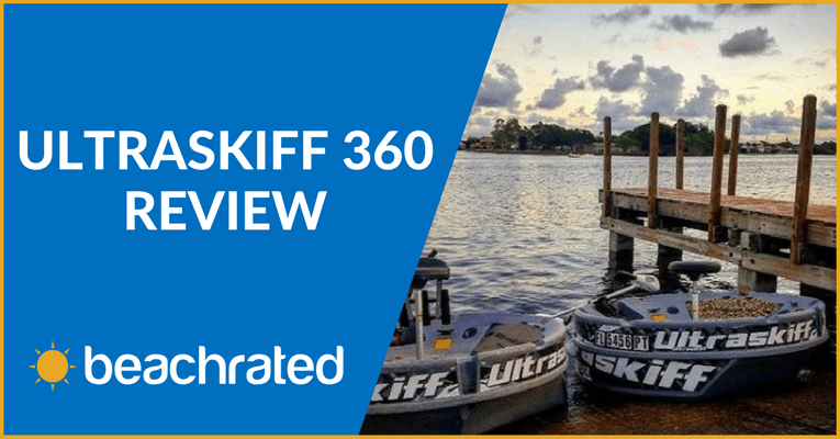 Ultraskiff 360 Review – The Round Boat That Does It All!